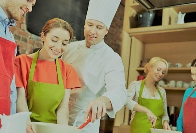 ערב גיבוש - סדנת בישול