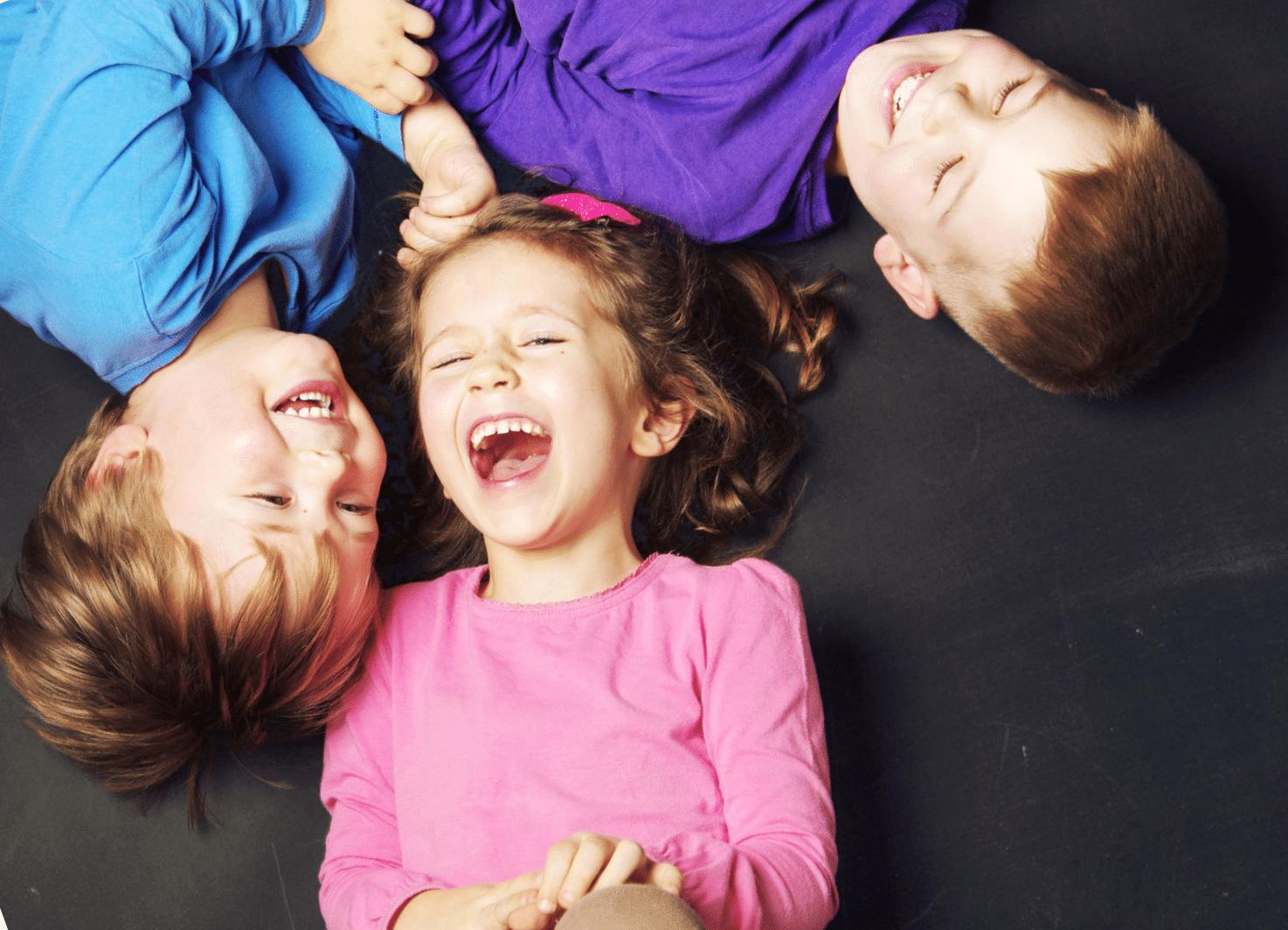 סדנת צחוק לילדים