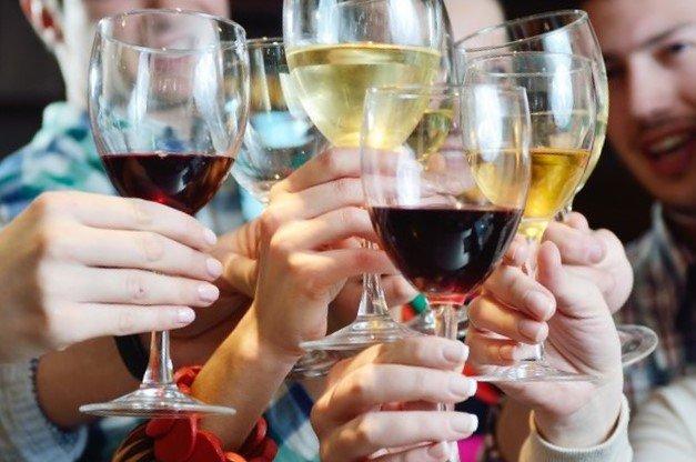 ערב גיבוש - סדנת יין