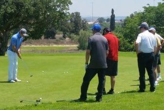 יום גיבוש - גולף